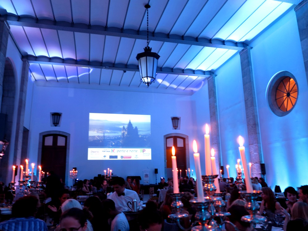 TBU put on an amazing spread at the Travel Bloggy Awards. It was a very fun night