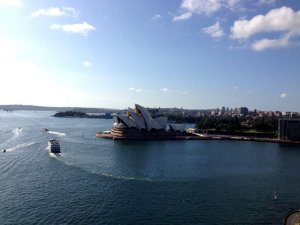 Opera House Double Barrelled Travel