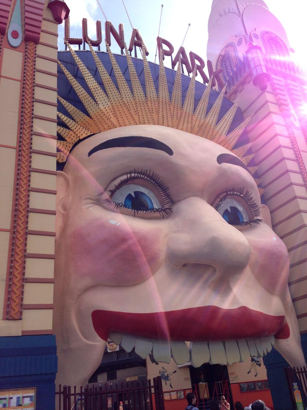 Luna Park - Double-Barrelled Travel