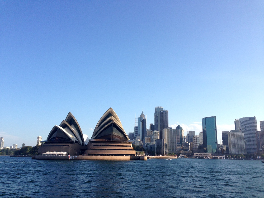 Circular Quay - Double-Barrelled Travel
