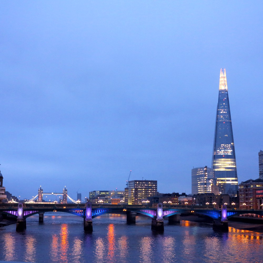 The Shard Double-Barrelled Travel