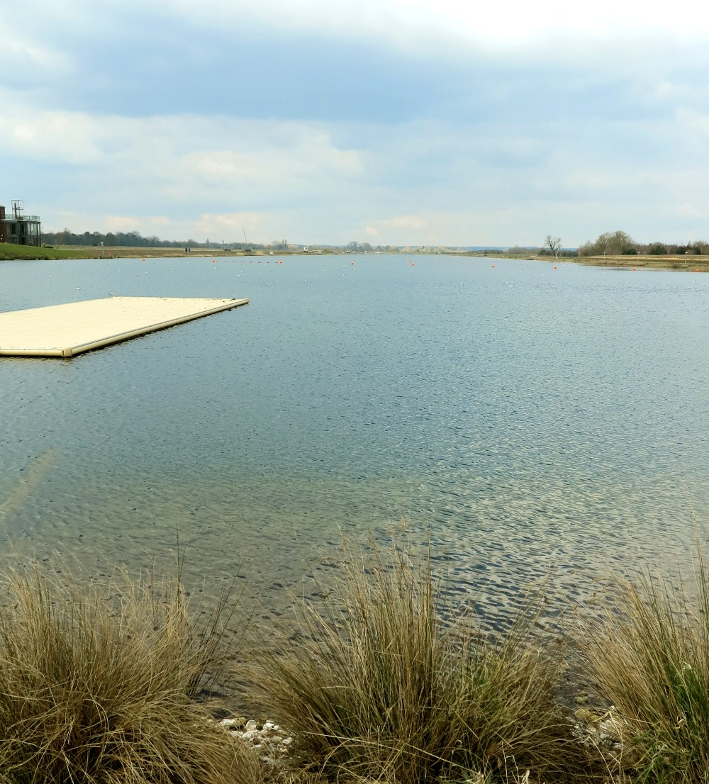 Dorney Lake Double-Barrelled Travel