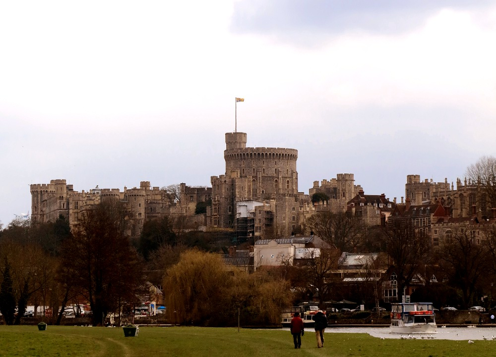 Windsor Castle Double Barrelled Travel