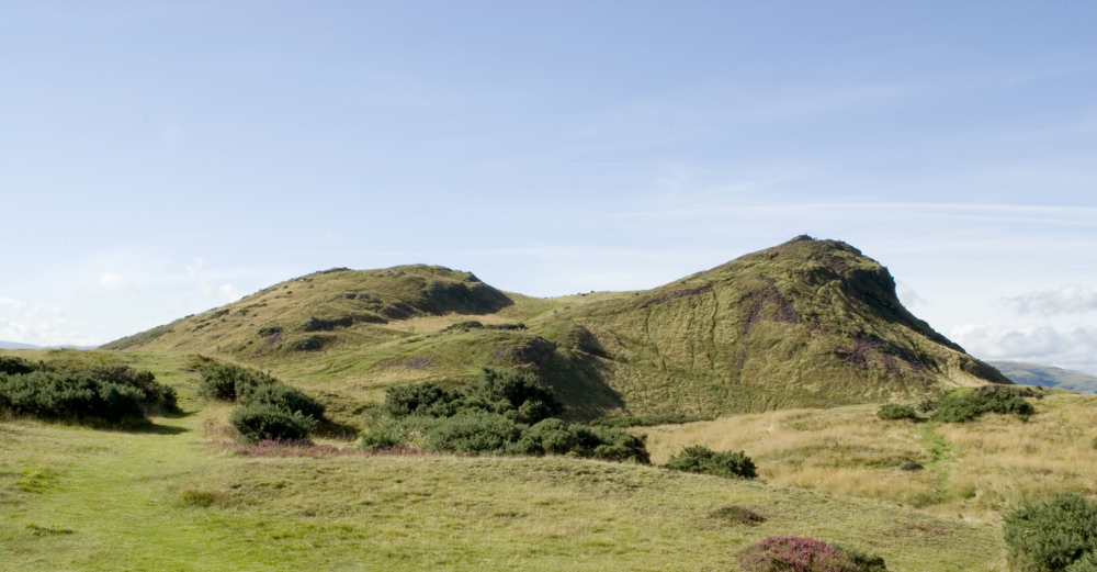 Arthur's Seat Double-Barrelled Travel