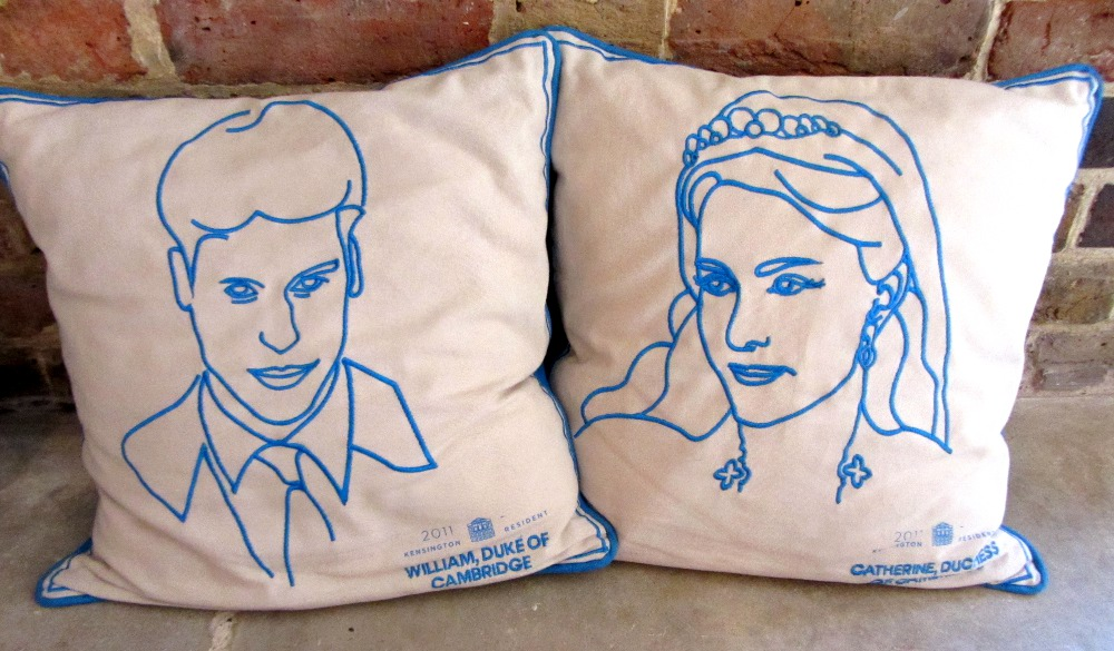 Kate Middleston and Prince William Kensington Palace Double Barrelled Travel