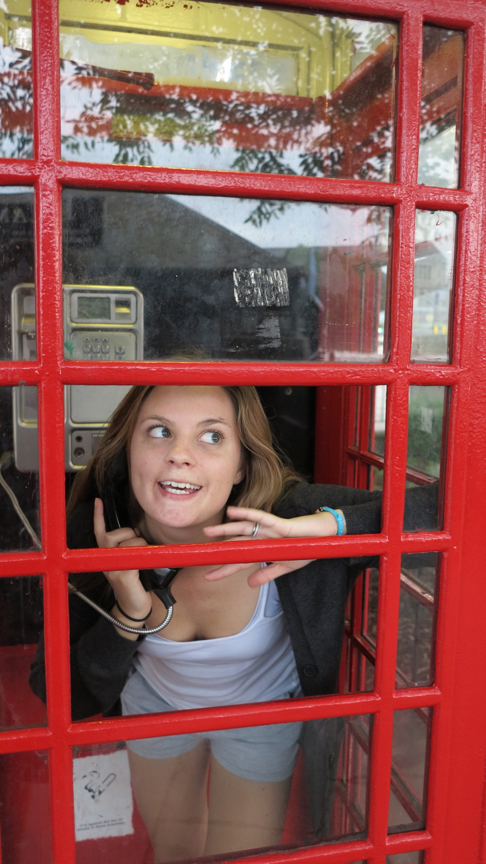 Phone box Double-Barrelled Travel