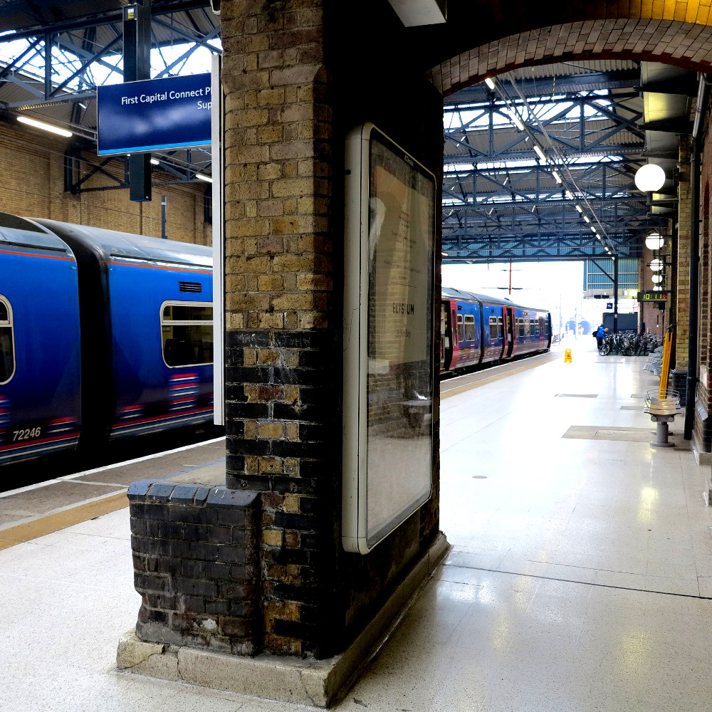 Harry Potter King's Cross Double-Barrelled Travel