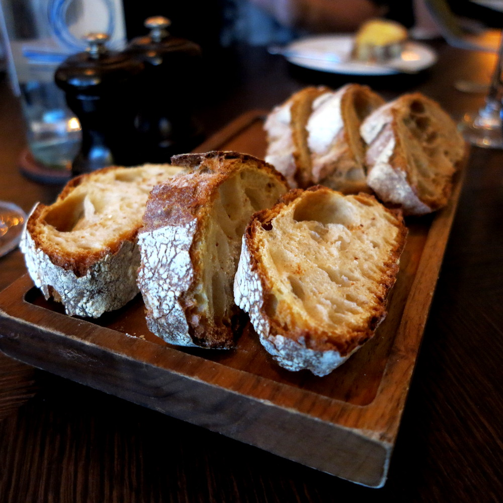 Bread at Dinner by Heston Double-Barrelled Travel