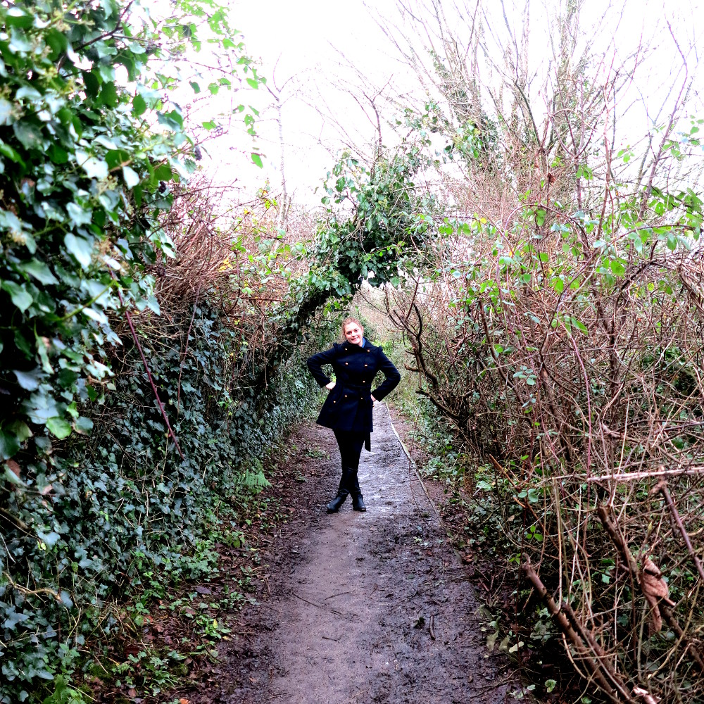 Country walk in Cornwall  Double-Barrelled Travel