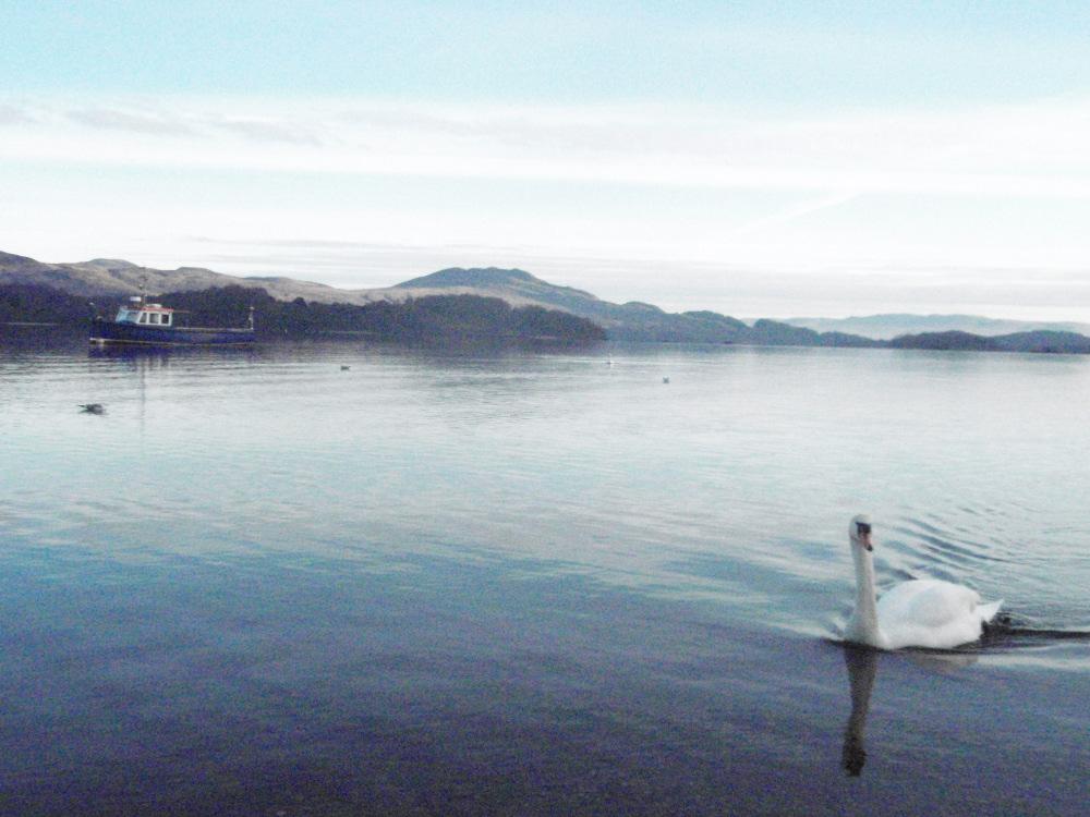 Loch Lomond Scotland Double-Barrelled Travel