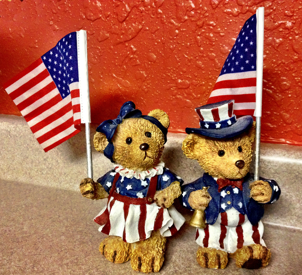 American teddies Double-Barrelled Travel