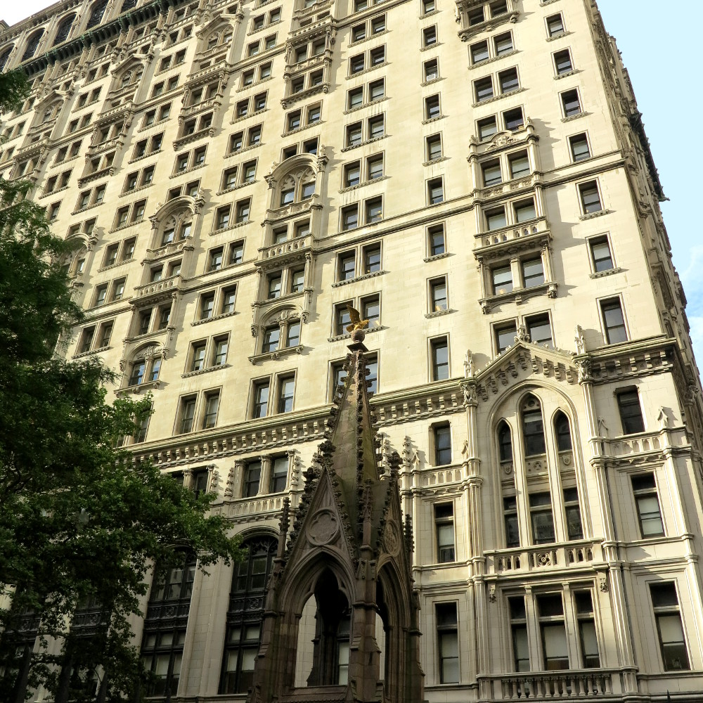 Beautiful architecture New York City Double-Barrelled Travel