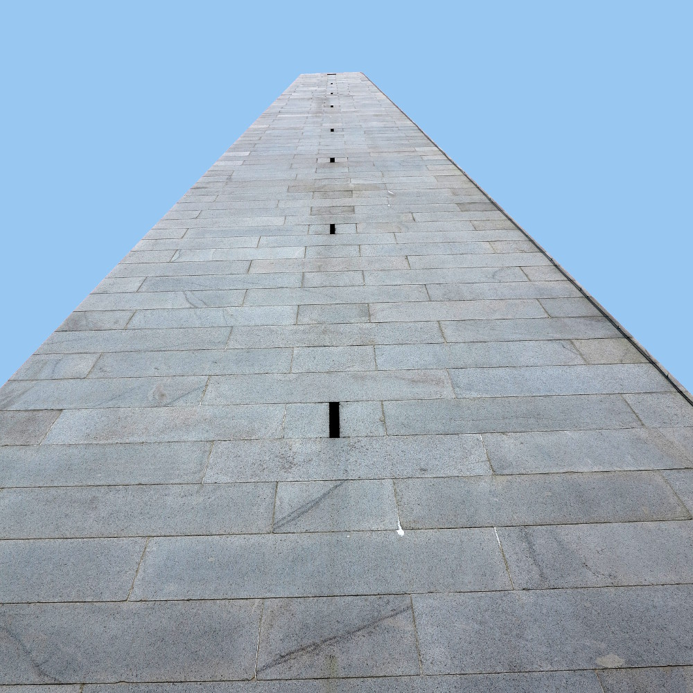Bunker Hill monument on the Boston Freedom Trail Double-Barrelled Travel