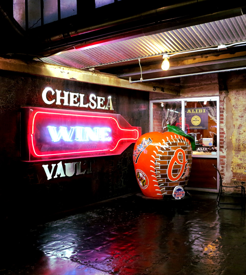 Chelsea Wine Vault at Chelsea Market New York City Double-Barrelled Travel