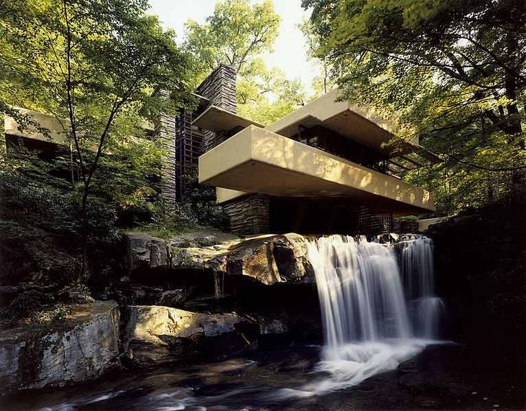 Frank Lloyd Wright, Double-Barrelled Travel