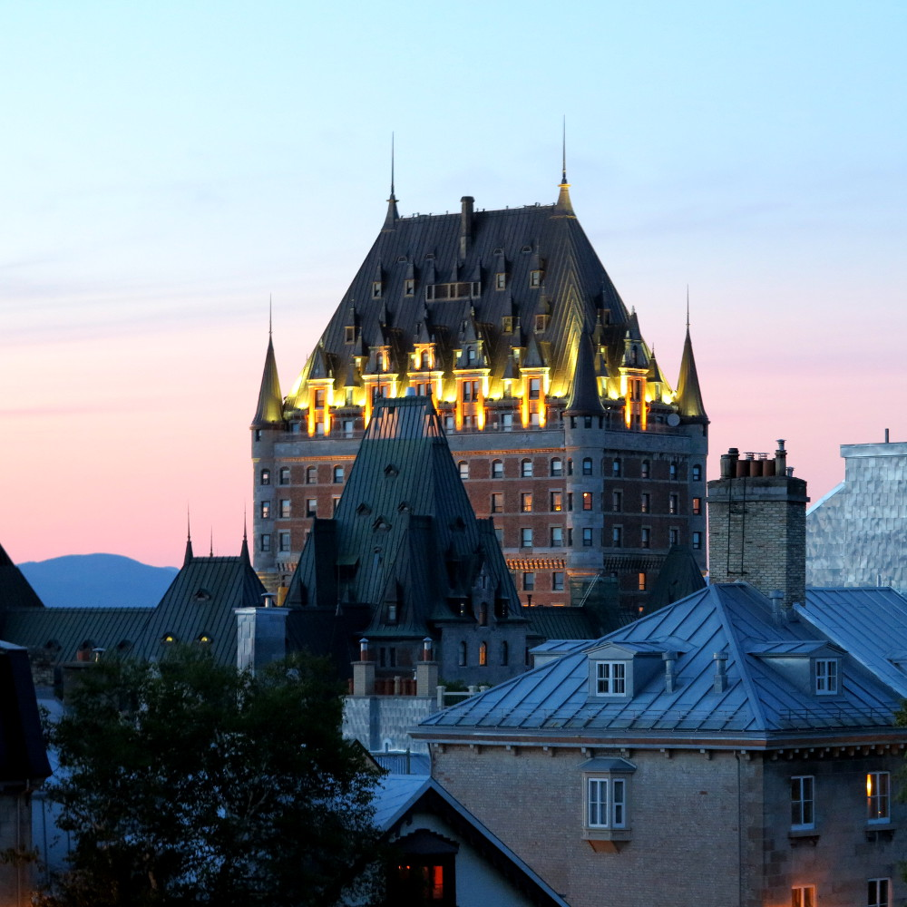 Quebec City accomodation - Double-Barrelled Travel