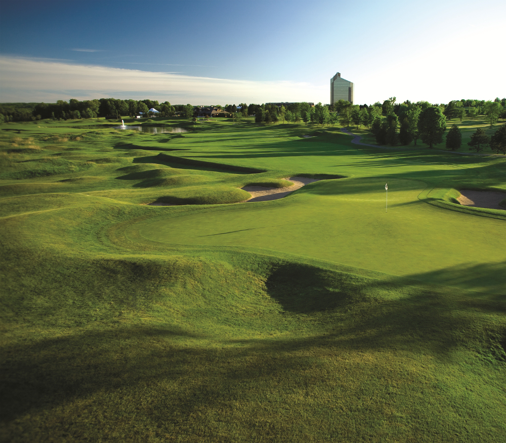 The Bear Course & Tower at the Grand Traverse Resort and Spa Double-Barrelled Travel