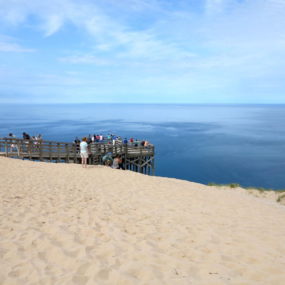Sleeping Bear Dunes, Double-Barrelled Travel