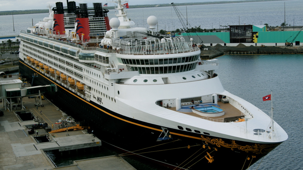 Disney Cruise Lines on Double-Barrelled Travel