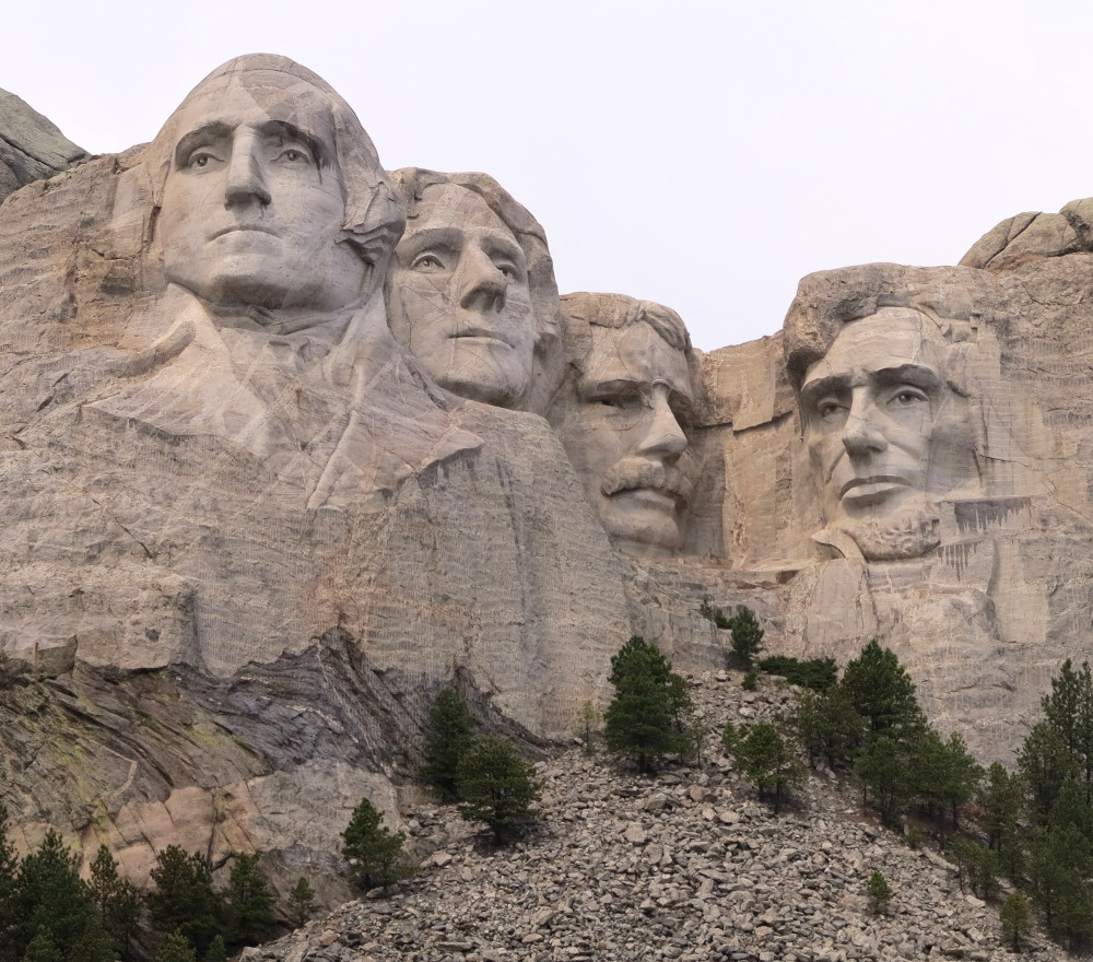 Mount Rushmore Double-Barrelled Travel