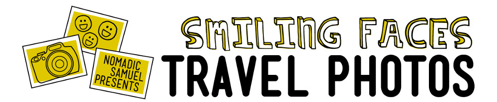 Smiling Faces on Double-Barrelled Travel