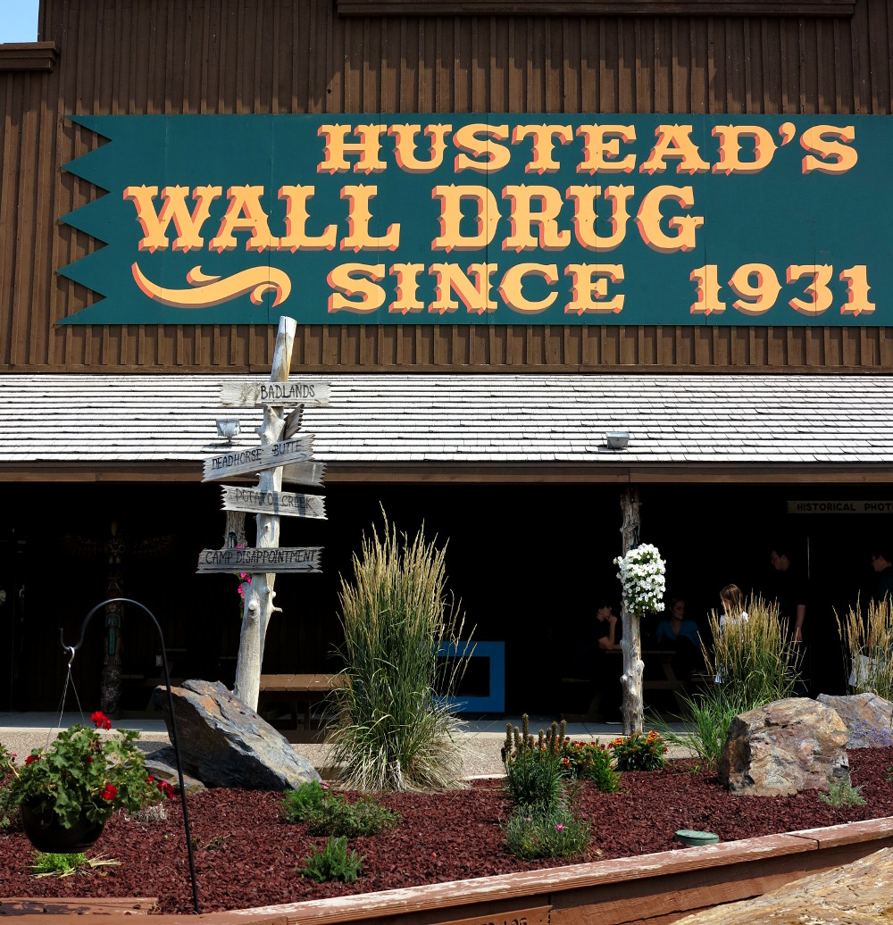 Wall Drug Store in South Dakota Double-Barrelledtravel