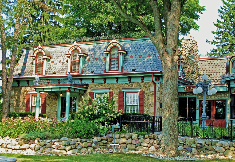 Beautiful bed and breakfast Double-Barrelled Travel