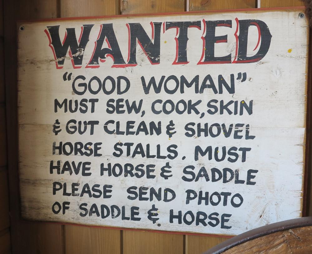 Buffalo Bill cowboy poster Double-Barrelled Travel