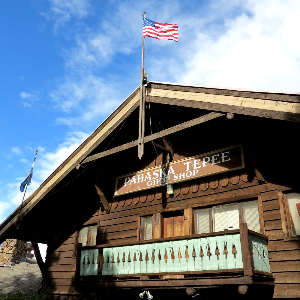 Buffalo Bill museum gift shop Double-Barrelled Travel