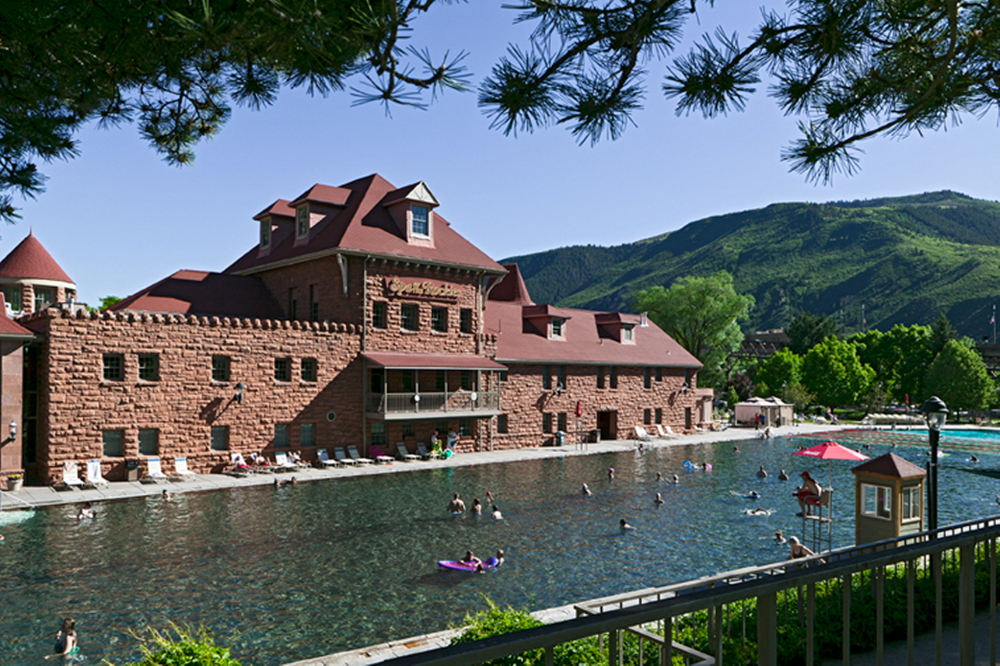 Glenwood Hot Springs Double-Barrelled Travel
