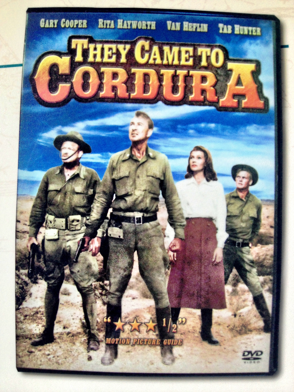 They came to Cordura DVD  Double-Barrelled Travel