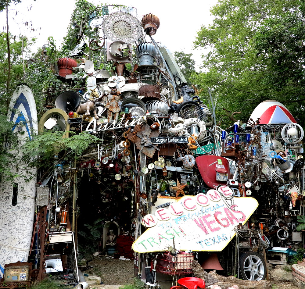 Cathedral of Junk Double-Barrelled Travel2