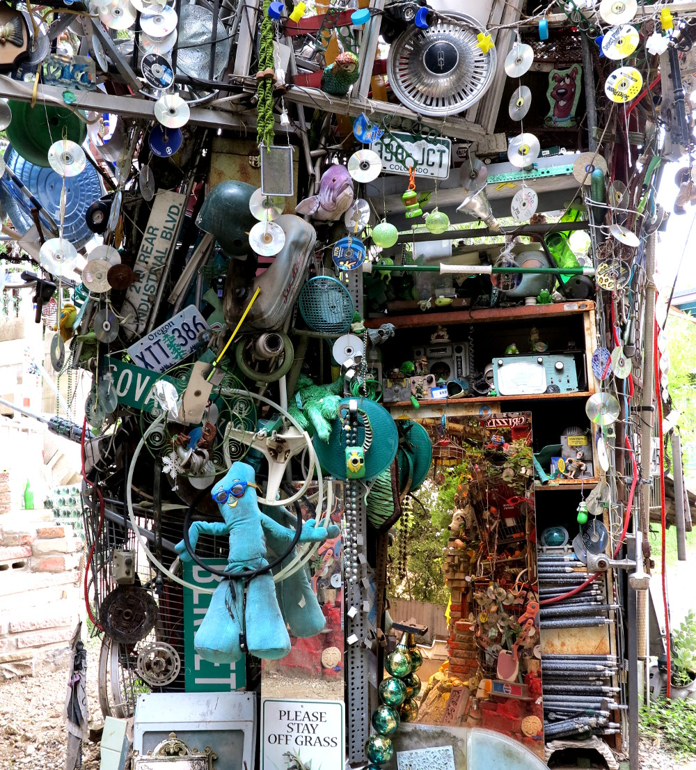 Cathedral of Junk Double-Barrelled Travel3