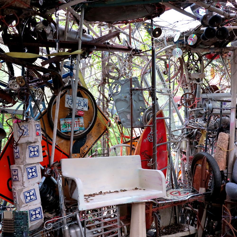 Cathedral of Junk Double-Barrelled Travel6