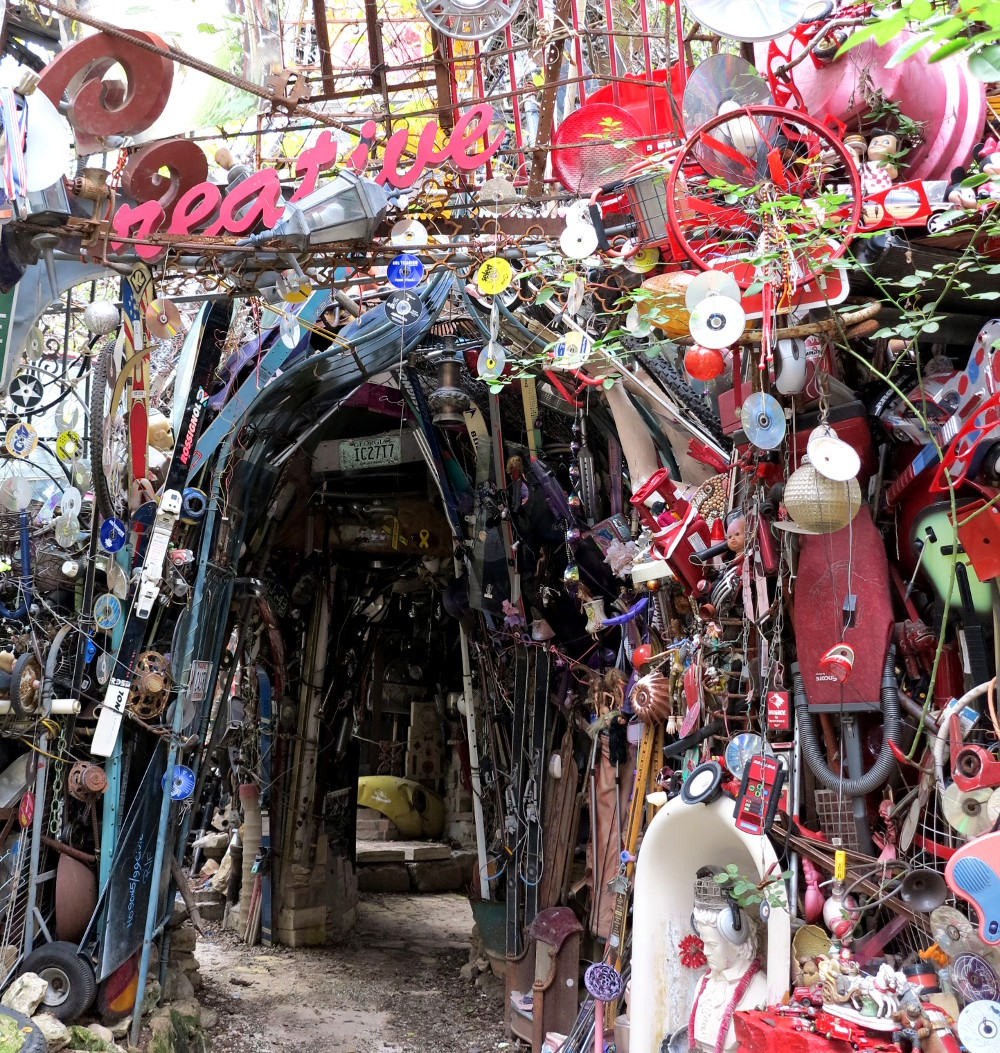 Cathedral of Junk Double-Barrelled Travel7