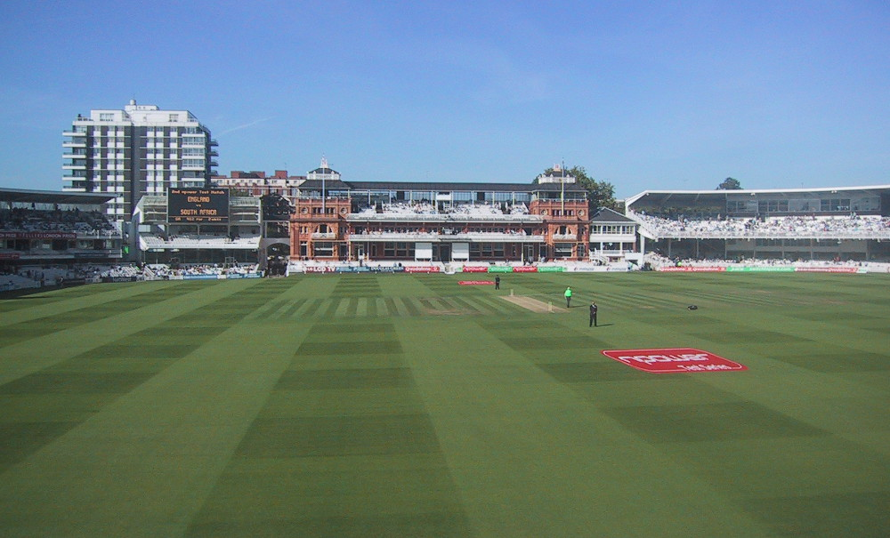 Lord's cricket ground Double-Barrelled Travel