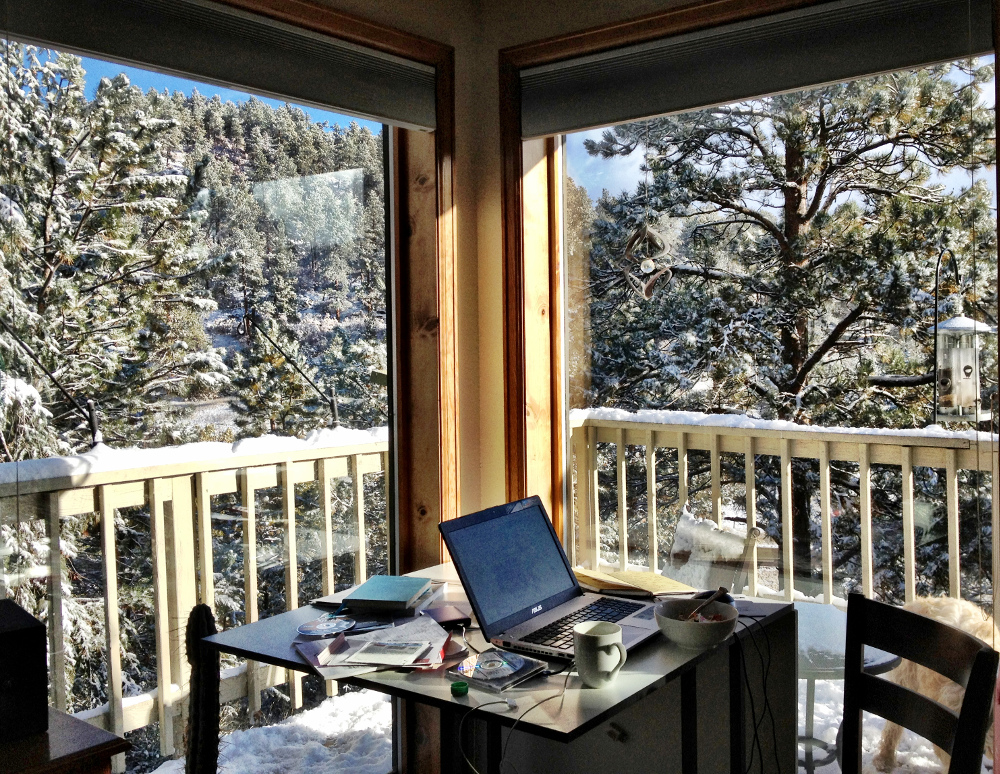 Office in Denver mountains Double-Barrelled Travel