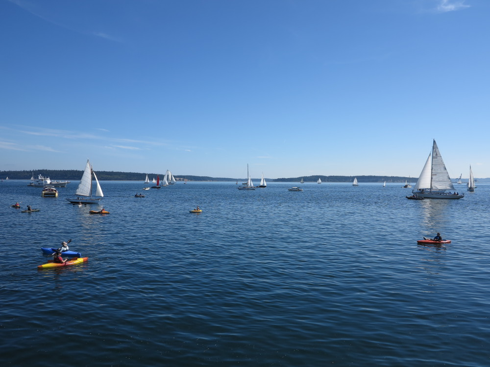 Port Townsend Wooden Boat Festival Double-Barrelled Travel2