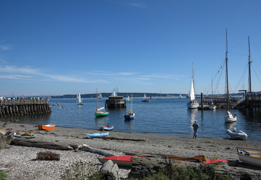 Port Townsend Wooden Boat Festival Double-Barrelled Travel3