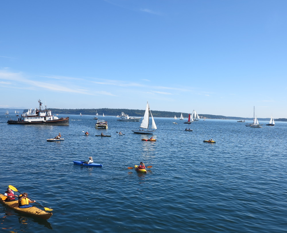 Port Townsend Wooden Boat Festival Double-Barrelled Travel4