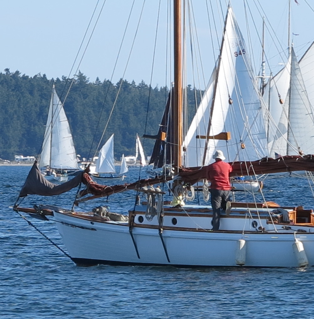 Port Townsend Wooden Boat Festival Double-Barrelled Travel6