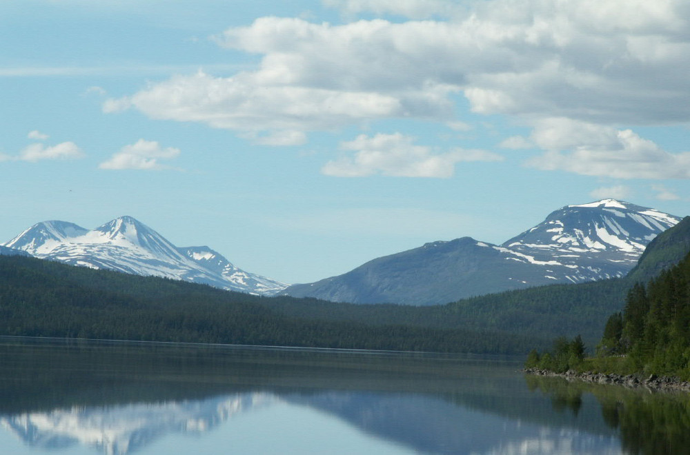Sarek National Park Double-Barrelled Travel