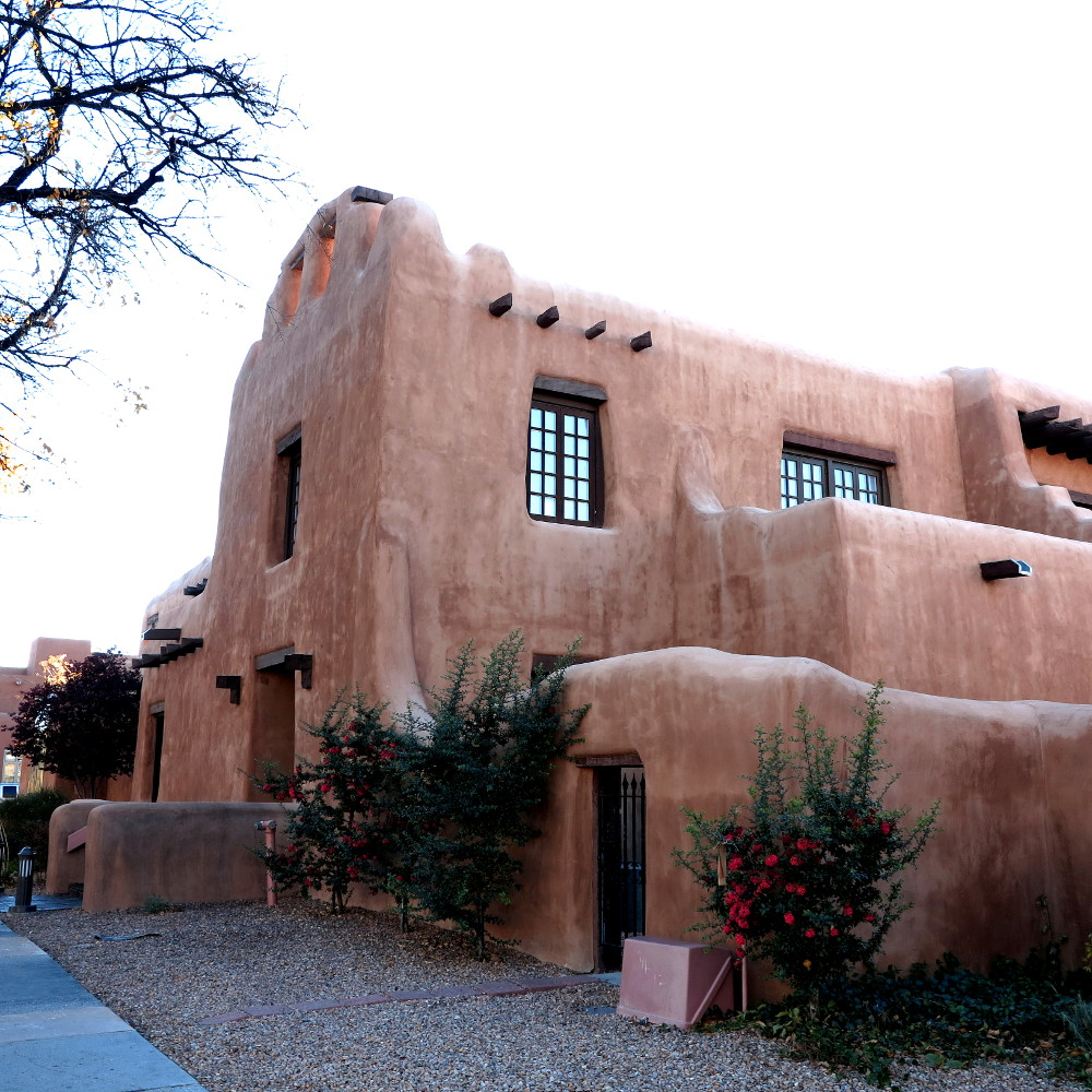 Architecture in Santa Fe Double-Barrelled Travel