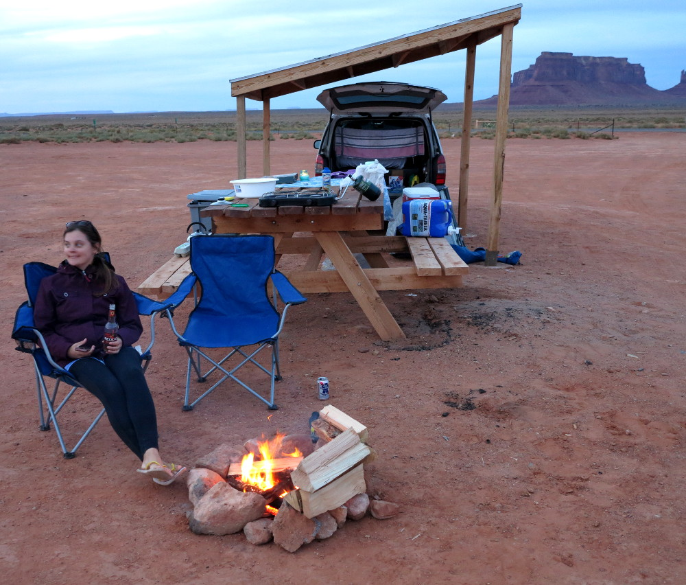 Camping in Utah during the government shutdown Double-Barrelled Travel