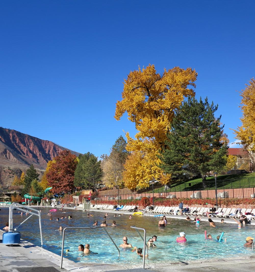 Glenwood Hot Springs2 Double-Barrelled Travel