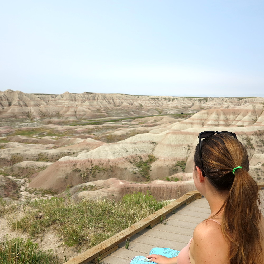 In the Badlands Double-Barrelled Travel