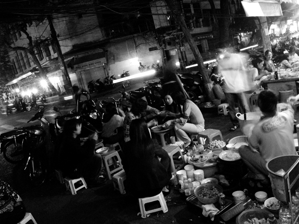 Vietnam street food Double-Barrelled Travel