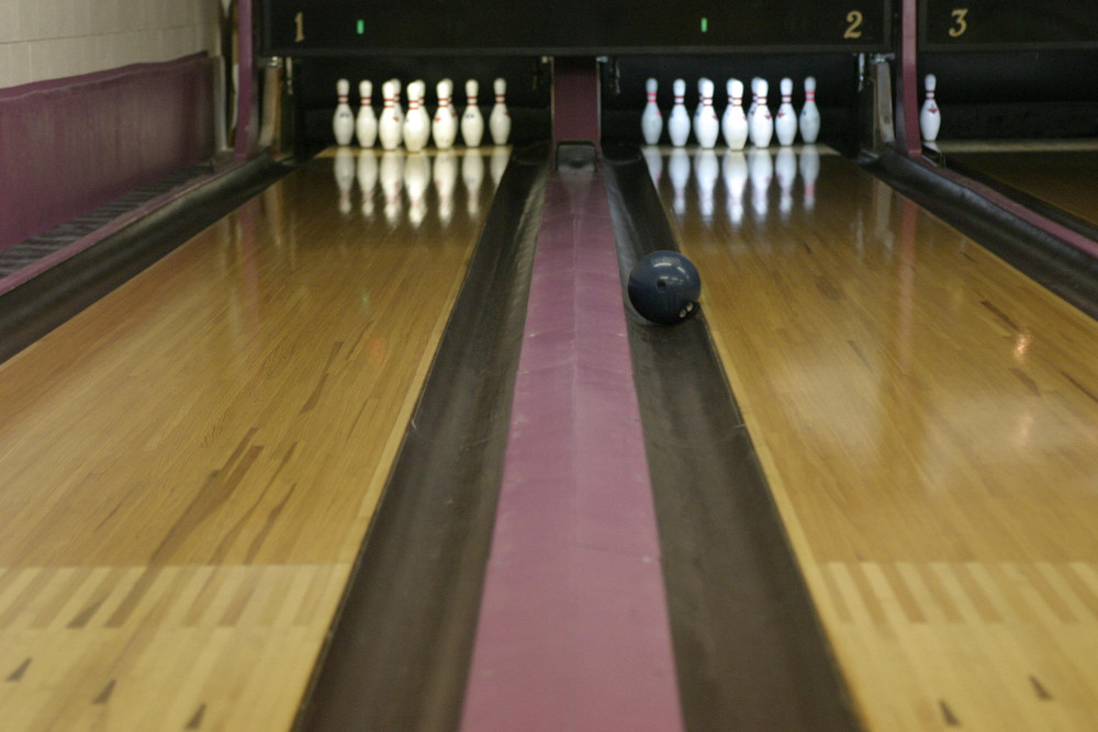 Bowling lanes Double-Barrelled Travel