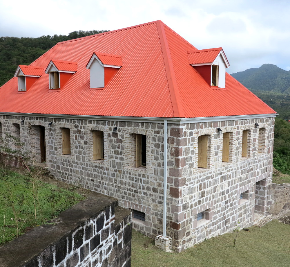 Fort Shirley Dominica Double-Barrelled Travel