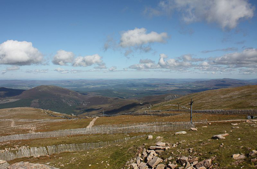 Cairngorms Scotland Double-Barrelled Travel